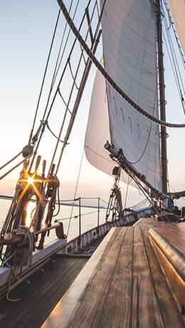 Watergames, Yacht skipper